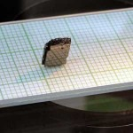 Researchers see rare-earth-like magnetic properties in iron