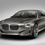 BMW's vision of future auto mobiles : Series 9 concept