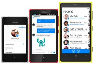 Facebook messenger now available for Lumia, X and Asha series
