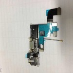 New iPhone 6 hardware photos surface, show Lightning port, microphone flex cable