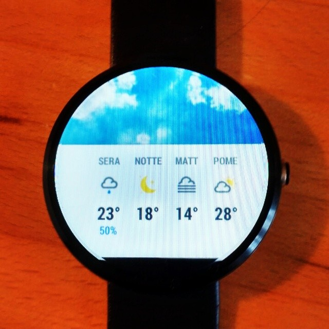 MOTO 360/ FLICKR / LUCA VISCARDI/ CC 2.0 LICENSE