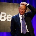 Blackberry shares rise up 3 percent amid unconfirmed report on possible Lenovo Bid