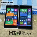 New Lumia 730 and 735 images leaked ahead of announcement