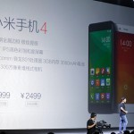 2 P.M. today, it will be yet another e-ambush as 20,000 units of Xiaomi Mi3 go on sale