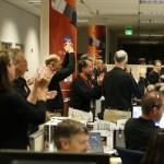 NASA successfully completes MAVEN's Mars Orbit Insertion