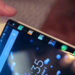 Samsung announces the galaxy note edge, a phablet with curved display