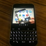 New batch of photos of Blackberry Classic leaked