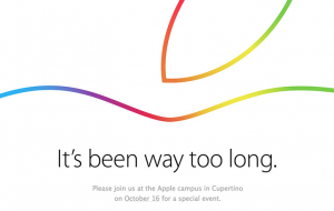 apple october16 launch event