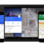 Google Maps for iOS and Android gets Material Design update