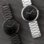 Motorola is now selling Moto 360s with metal straps for $50-$80 more