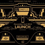 OnePlus One announced in India, sales kick off from December 2nd