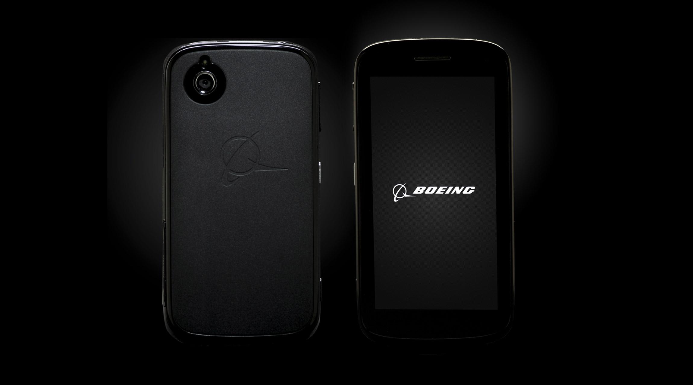 Boeing Creates Smartphone