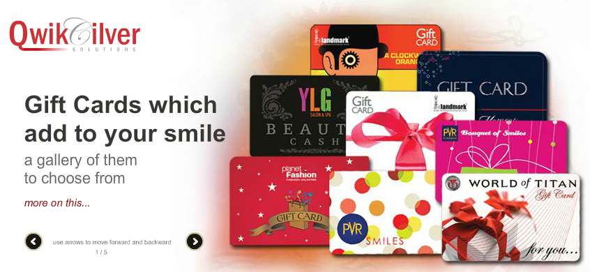 Qwikcilver launches Woohoo Gift Card Exchange, a C2C gift card ...