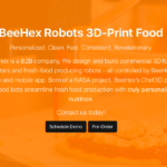 BeeHex gets $1 million to launch its first product – a pizza printer