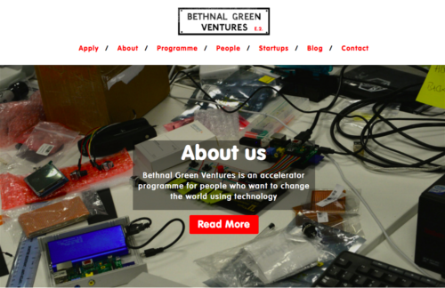 """Startup accelerator Bethnal Green Ventures raises £1.3Mn to invest in """"tech for good"""" startups"""