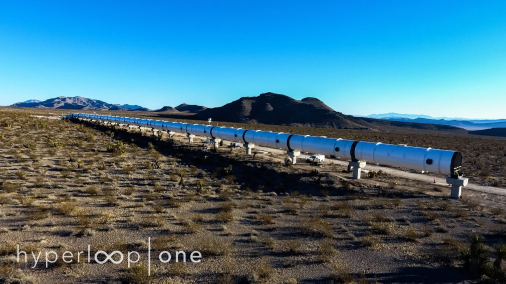 Hyperloop one, hyperloop