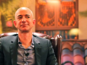 jeff bezos, amazon india, amazon