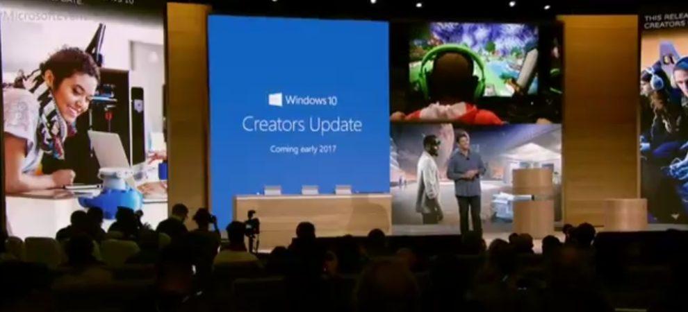 cortana, windows 10, windows 10 creators update, windows 10, creators update