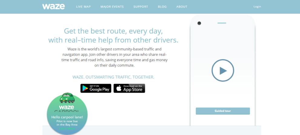 Google is expanding its Waze carpooling service to
