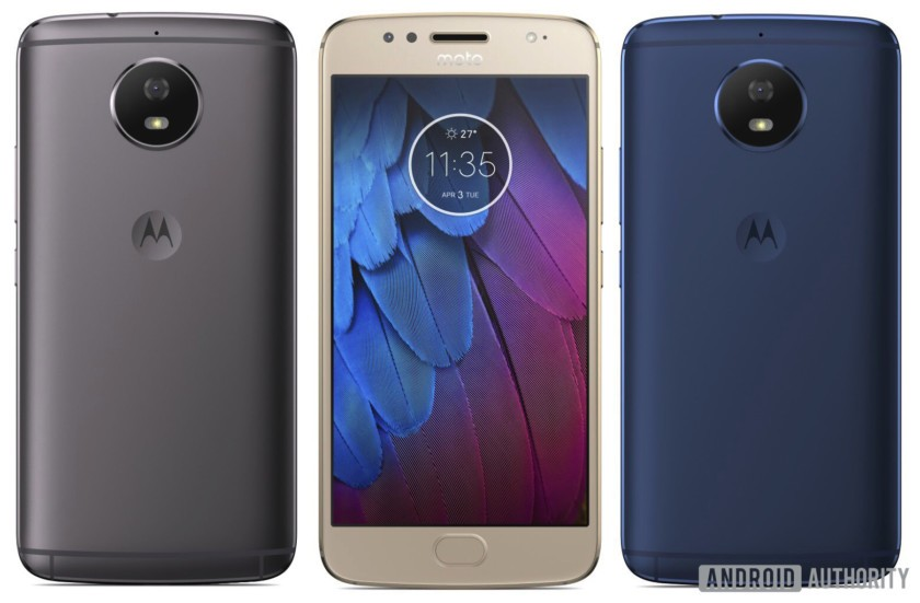 Moto G5S to have three colours with full metal body, suggest leaks