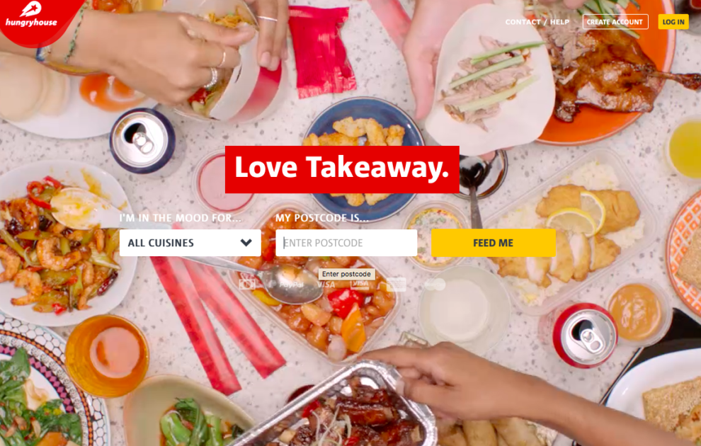 Just Eat faces competition inquiry over Hungryhouse takeover