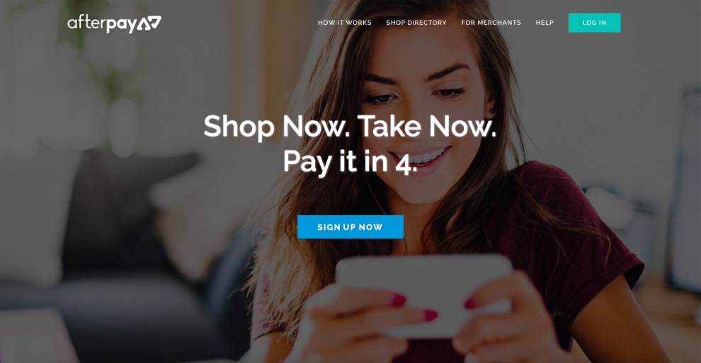 Trademe pay now option