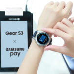 Samsung Pay is now accessible on the Gear S3 smartwatch in South Korea