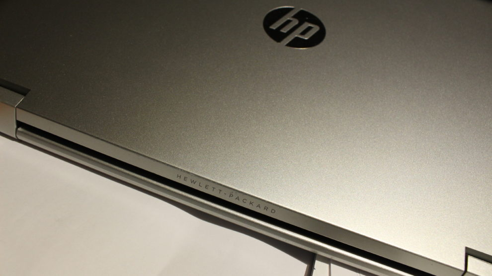 Certain HP laptops are found recording users' keystrokes