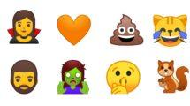 emojis, android o