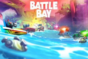 rovio, battle bay