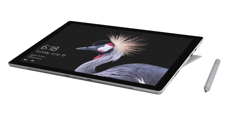 Microsoft's new Surface Pro appears in leaked images