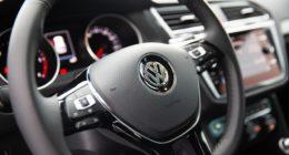 Volkswagen Logo on The Tech Portal