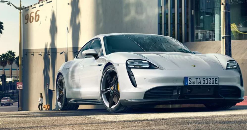 Porsche Reveals The Taycan Turbo And Turbo S Electric Sedans 0 60 Mph In 2 6 Seconds The Tech Portal