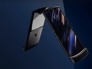 Motorola's foldable Moto Razr set to launch in India