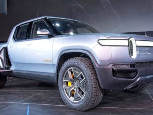 Tesla rival EV maker Rivian bags another $1.3 billion for its electric pickups and SUVs