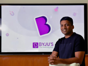 Ed-tech startup Byju's reveals that it is now profitable