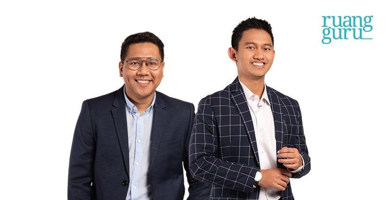Ruangguru Founders