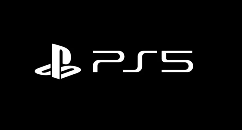Sony PS5 Logo