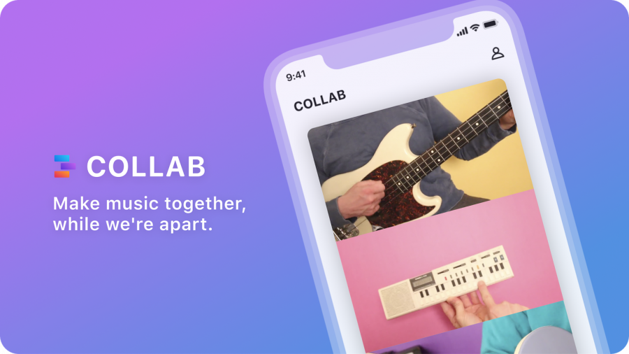Facebook publicly launches music video app Collab