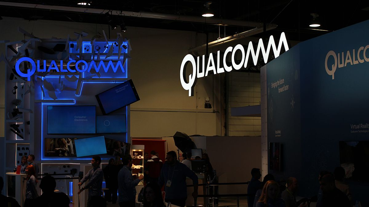 Qualcomm beats outlook with 73% rise in quarterly revenues